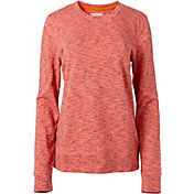Field & Stream Women's Marled French Terry Long Sleeve Shirt
