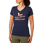 Field & Stream Women's Short Sleeve Logo T-Shirt