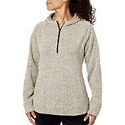 Field & Stream Women's Sweaterface Fleece Half Zip Jacket