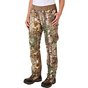 Field & Stream Women's Ripstop Cargo Hunting Pants