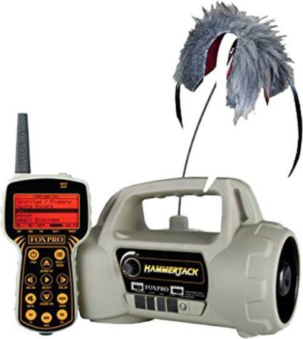 Foxpro Hammer Jack Predator Call and Lure Package