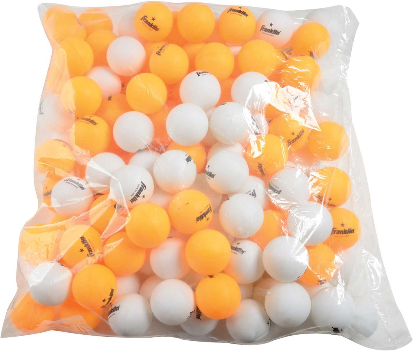 Franklin 144-Pack 40mm Table Tennis Balls