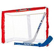 Franklin Fold-N-Go Mini Hockey Goal Set