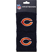 Franklin Chicago Bears Embroidered Wristbands