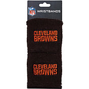 Franklin Cleveland Browns Embroidered Wristbands