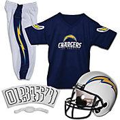 Franklin Los Angeles Chargers Kids' Deluxe Uniform Set
