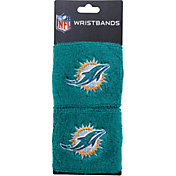 Franklin Miami Dolphins Embroidered Wristbands
