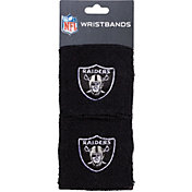 Franklin Oakland Raiders Embroidered Wristbands