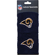 Franklin Los Angeles Rams Embroidered Wristbands