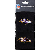 Franklin Baltimore Ravens Embroidered Wristbands