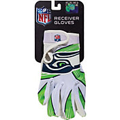 Franklin Seattle Seahawks Team Logo Receiver Gloves