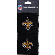Franklin New Orleans Saints Embroidered Wristbands
