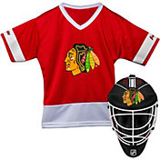 Franklin Chicago Blackhawks Kids' Goalie Costume Set