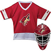 Franklin Arizona Coyotes Goalie Uniform Costume Set