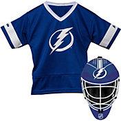 Franklin Tampa Bay Lightning Kids' Goalie Costume Set