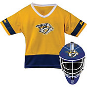 Franklin Nashville Predators Kids' Goalie Costume Set