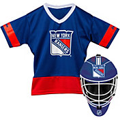 Franklin New York Rangers Kids' Goalie Costume Set