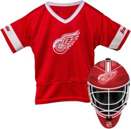Franklin Detroit Redwings Kids' Goalie Costume Set