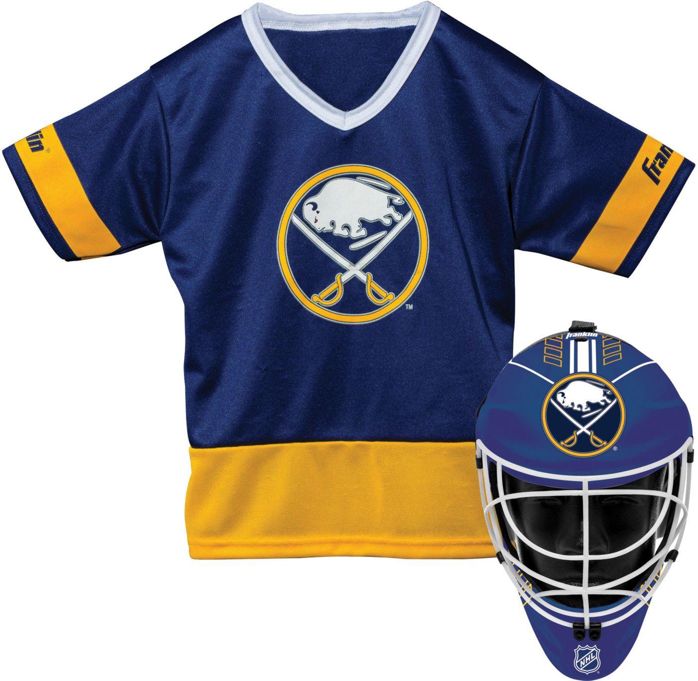 Franklin Buffalo Sabres Kids' Goalie Costume Set