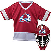 Franklin Colorado Avalanche Goalie Uniform Costume Set
