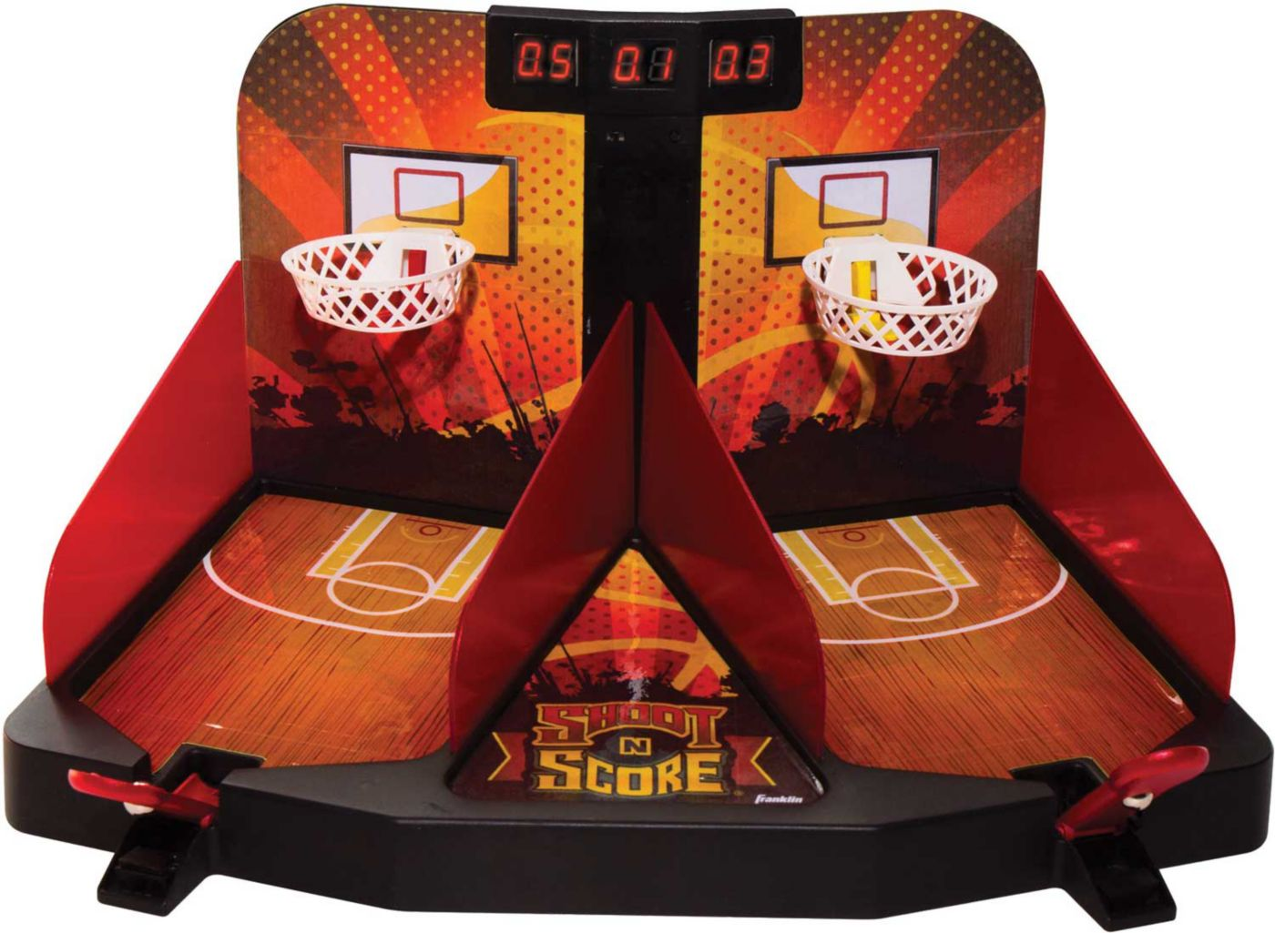Franklin Sports Shoot N Score® Basketball Shootout