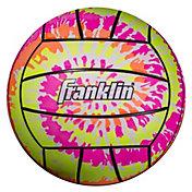 """Franklin 8.5"""" Tie Dye Playground Volleyball"""