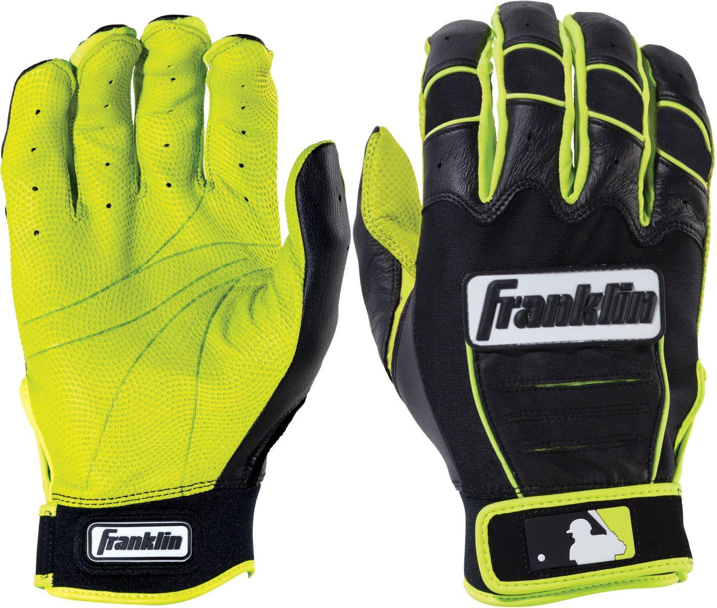 Franklin Youth CFX Pro Revolt Series Batting Gloves