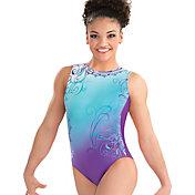 GK Elite Women's Laurie Hernandez Whirl of Wonder Gymnastics Leotard