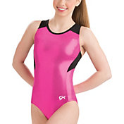 GK Elite Women's Mesh Racerback Gymnastics Leotard