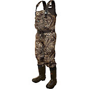 frogg toggs BullTogg Bull Hide Neoprene Camo Cleated Chest Waders
