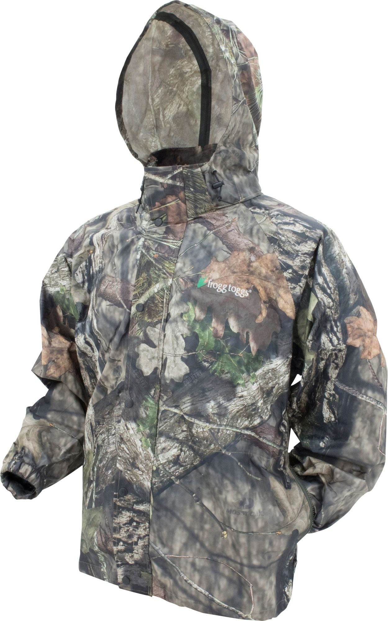 frogg toggs Men's Classic Pro Action Rain Jacket, Size: 3XL, Mossy Oak Country thumbnail