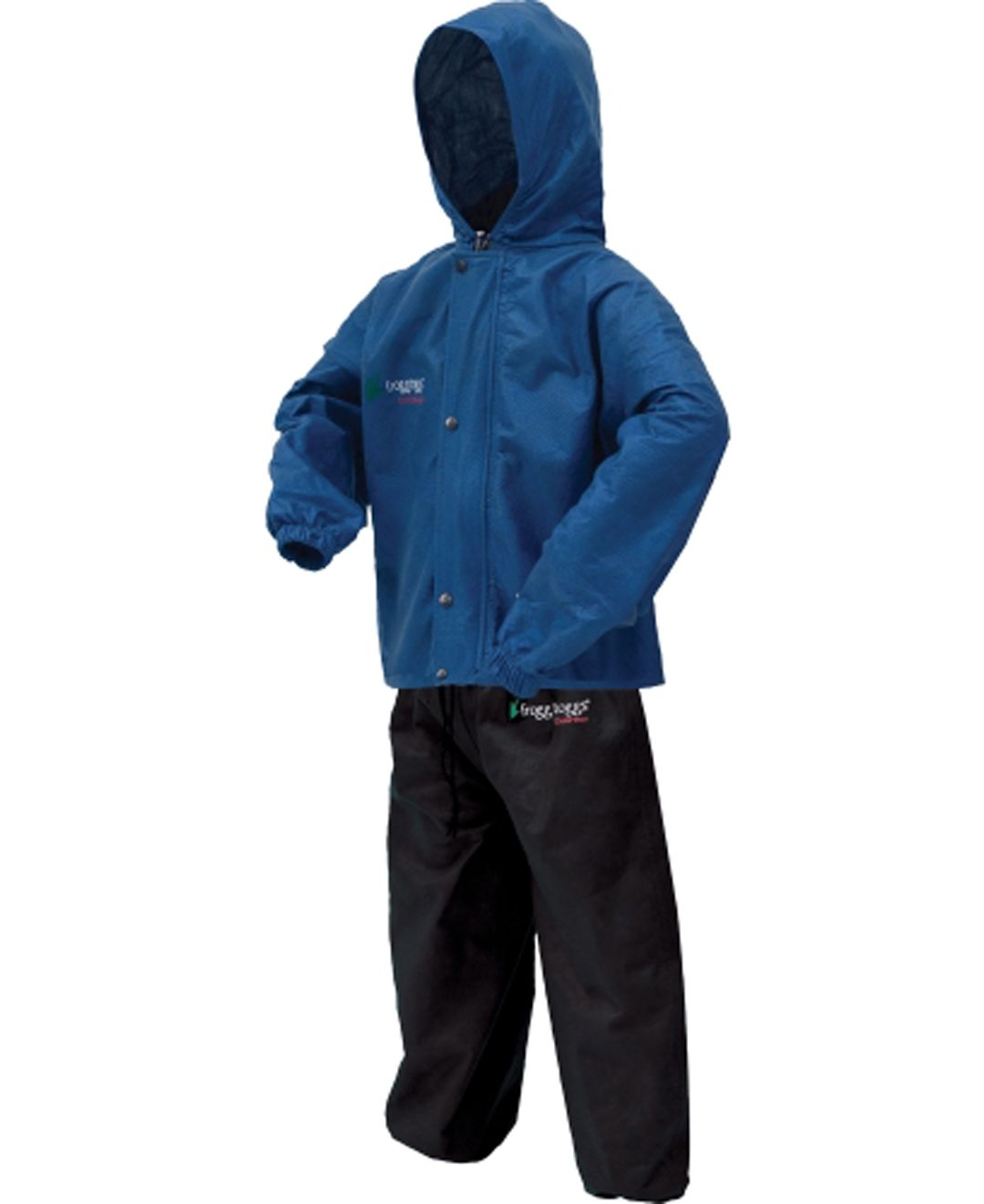 d0e6db849 frogg toggs Youth Classic Polly Wogg Rain Suit