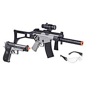 GameFace Ghost Affliction Airsoft Gun Kit