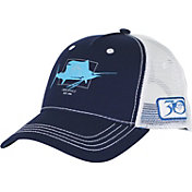 Guy Harvey Men's Logo Trucker Cap