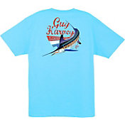 Guy Harvey Men's Flanking T-Shirt