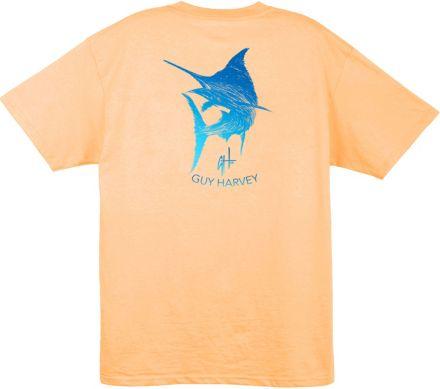 eab251bcb Guy Harvey Men's Marlin Scribble T-Shirt | DICK'S Sporting GoodsProposition  65 warning iconProposition 65 warning icon
