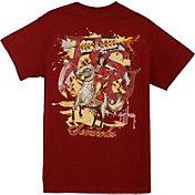 Guy Harvey Men's Florida State Seminoles Garnet T-Shirt