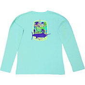 Guy Harvey Women's Chasin Long Sleeve Shirt