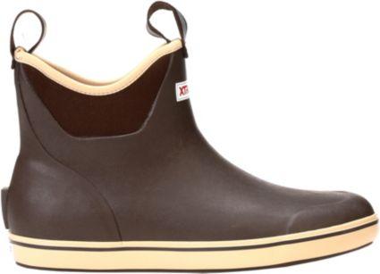 Xtratuf Men S 6 Ankle Waterproof Deck Boots Dick S