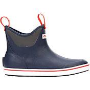 XTRATUF Men's 6'' Ankle Deck Boots