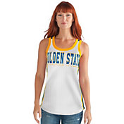 G-III Women's Golden State Warriors Opening Day Tank Top