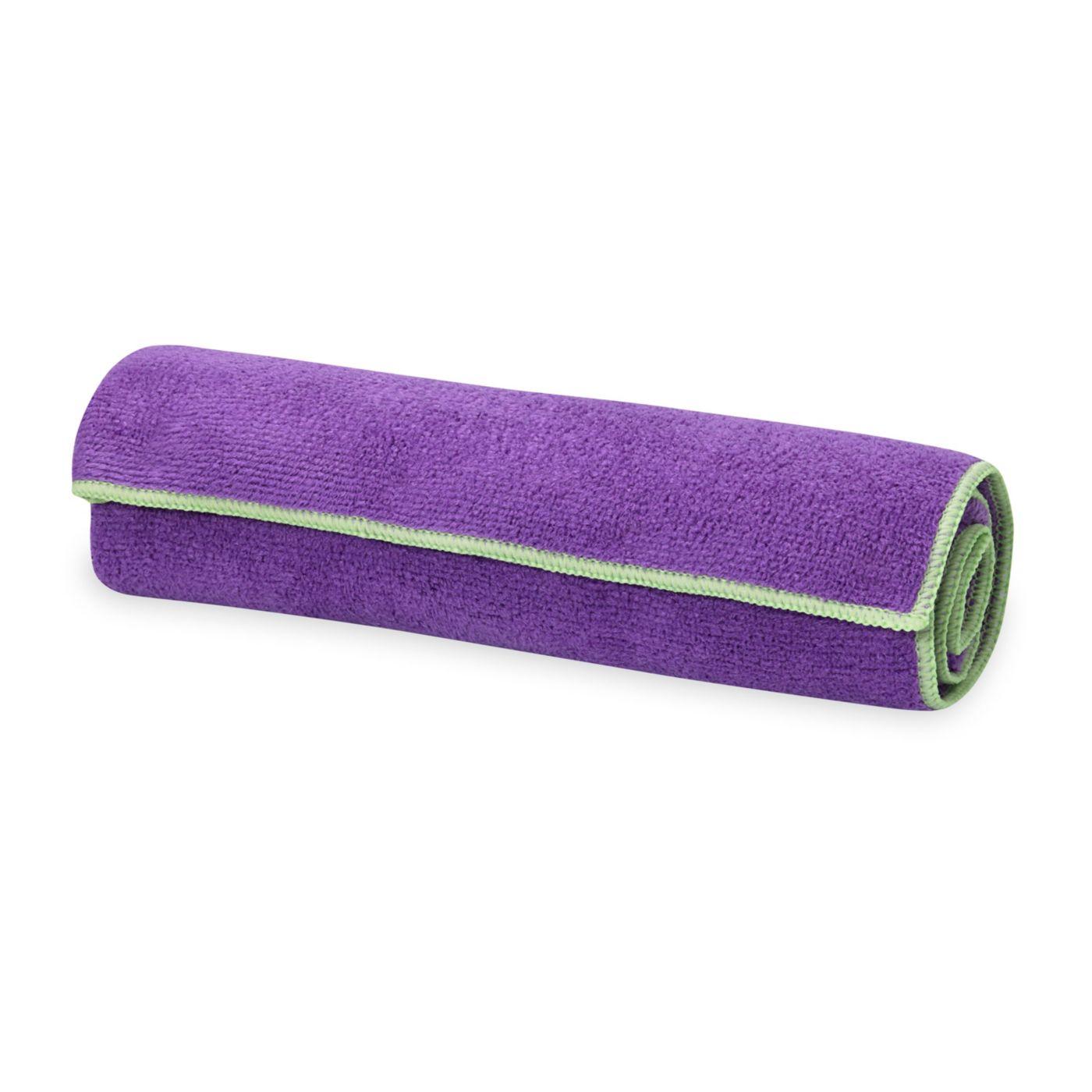 Gaiam Microfiber Yoga Hand Towel