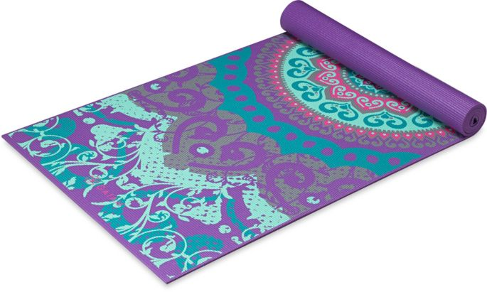 Gaiam 4mm Classic Yoga Mat