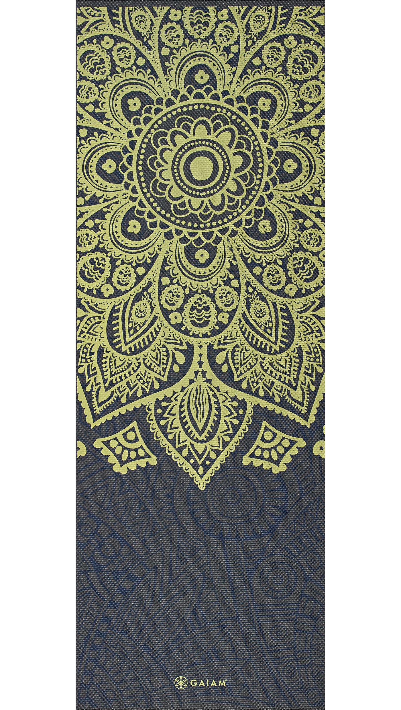 Gaiam 6mm Classic Yoga Mat