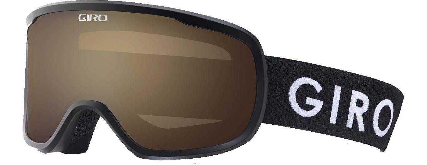 Giro Adult Verge Zoom Snow Goggles
