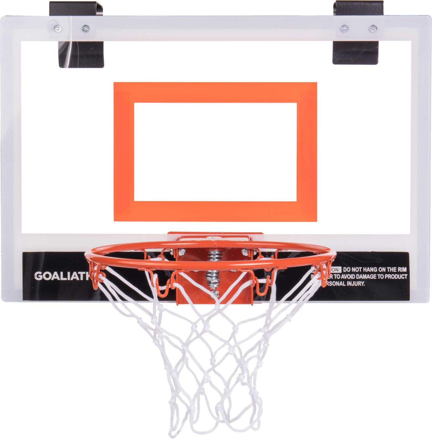 "Goaliath 18"" Mini Basketball Hoop"