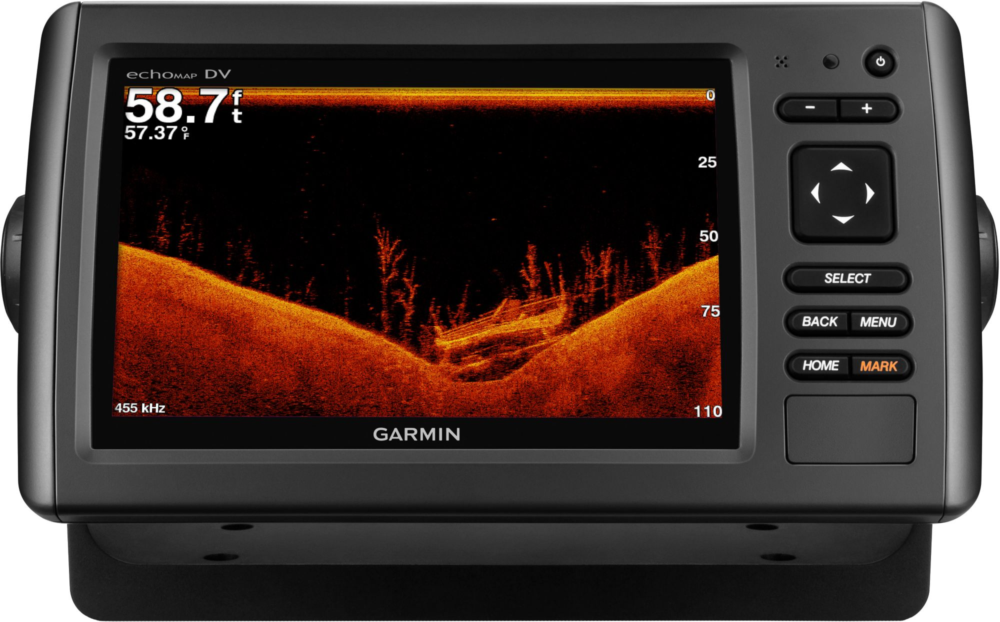 Garmin echoMAP 73dv GPS Fish Finder Combo | Field & Stream