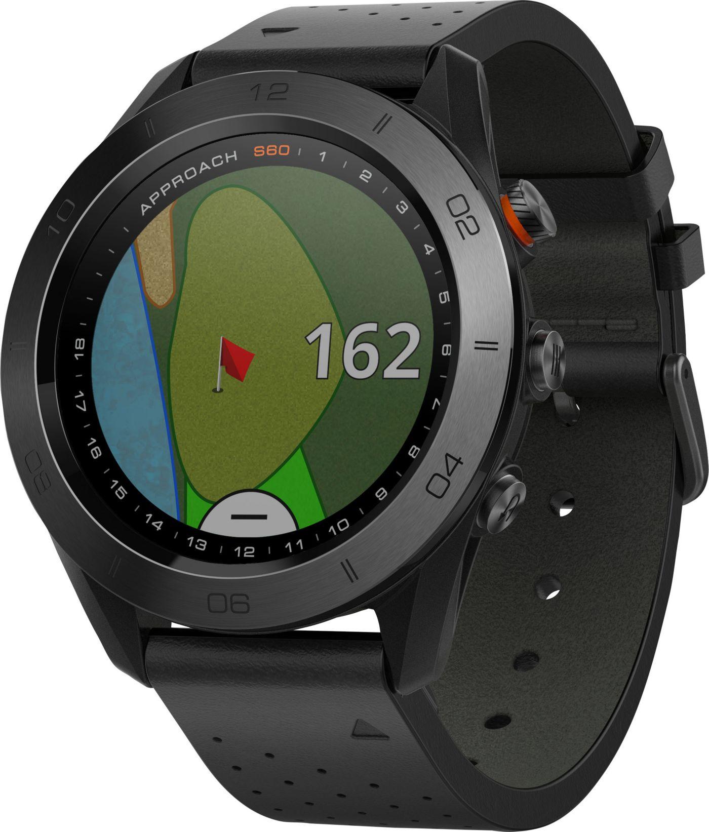 Garmin Approach S60 Premium GPS Watch