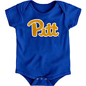 Gen2 Infant Pitt Panthers Blue Logo Onesie