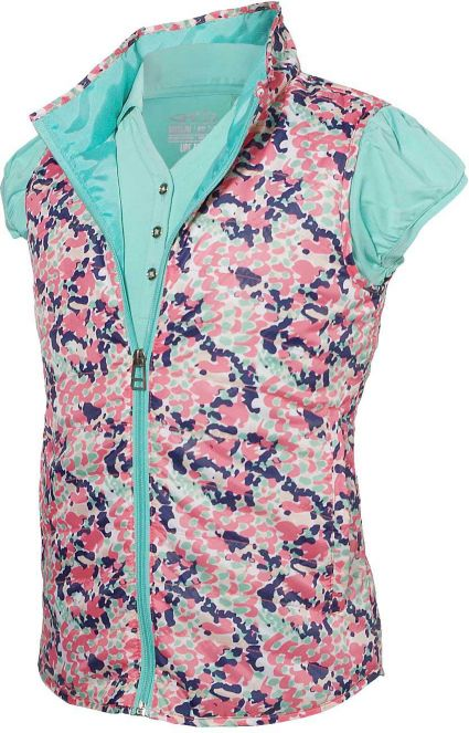 Garb Girls' Toddler Brooke Golf Vest